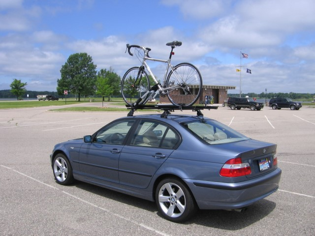 ... Racks Are A Great Item. Plus, There Are A Number Of European Cars That  Have The Same Mounting Points. Iu0027ve Seen Them On A Saab 9 3 And A Saturn  Astra, ...